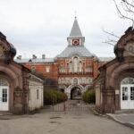 Санкт-Петербург, монастырь