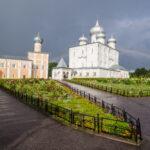 Великий Новгород , монастырь